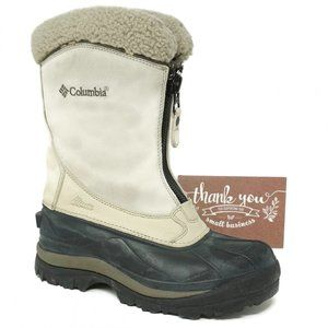 Columbia Womens Bugazip Winter Snow Boots Size 8.5